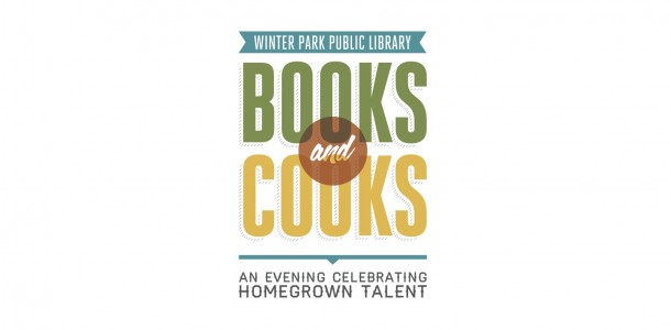 books and cooks - logo