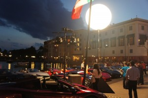 Celebration Exotic Car Festival Portofino Food and Wine 2013