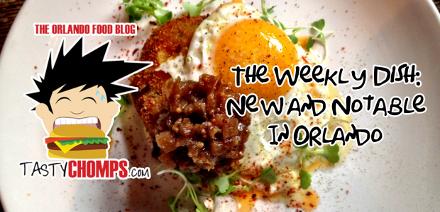 The Weekly Dish – New and Notable in Orlando – May 16, 2013