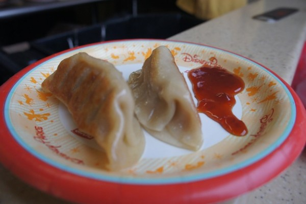 China's Chicken Potstickers