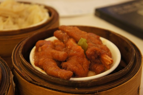 Golden Unicorn Chinese Restaurant - Chicken Feet