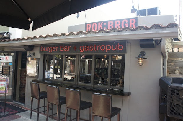 Rok: Brgr in Ft Lauderdale