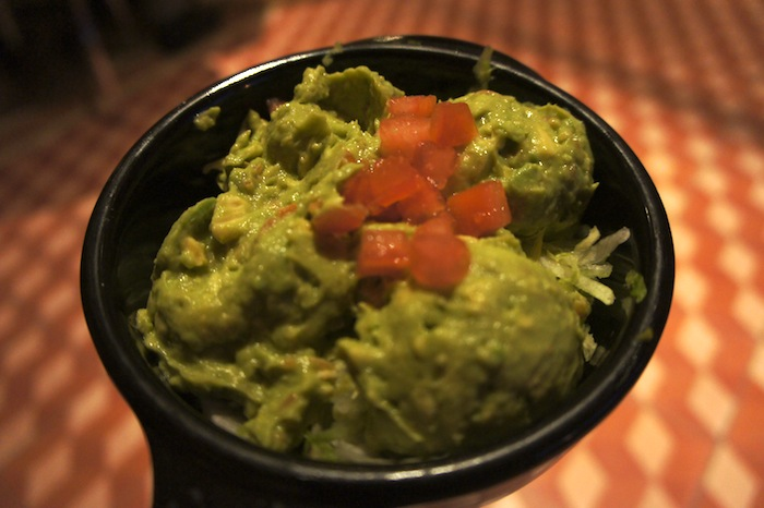Guacamole $5.99 - fresh, good, but I did not like the lettuce mixed in. Kind of felt like they were cheating.