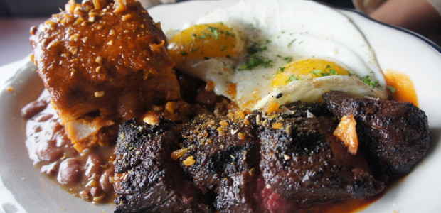 A Sophisticated, Southern Sunday Brunch at Cask and Larder