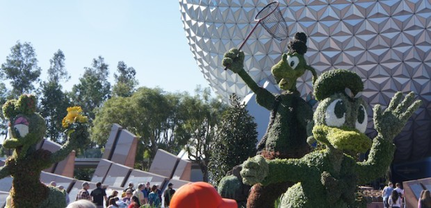 "Top 11 Must Eats and Sights of the Epcot International Flower and Garden Festival 2014 – ""Outdoor Kitchens"""