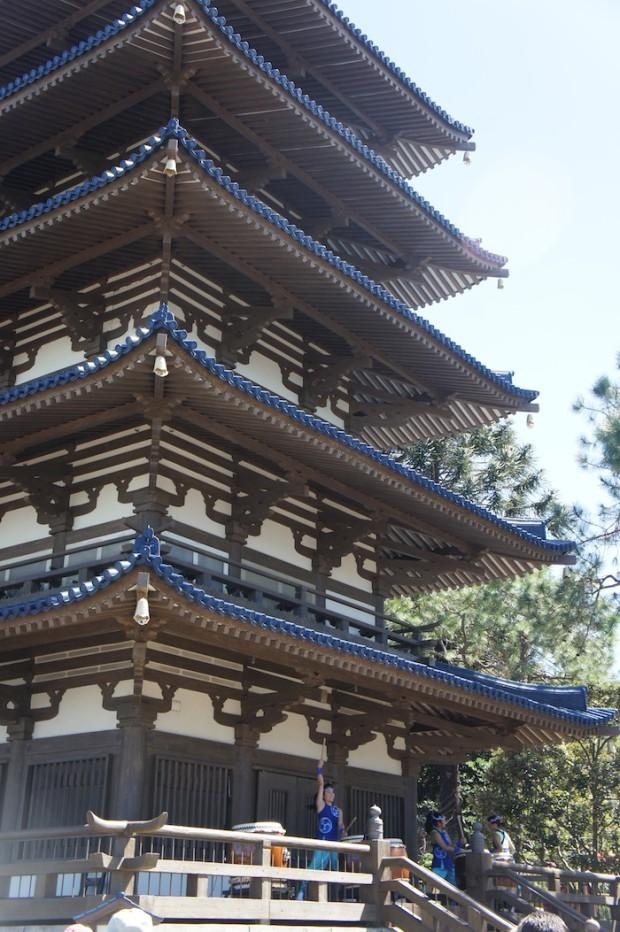 Japan Pavilion is my favorite