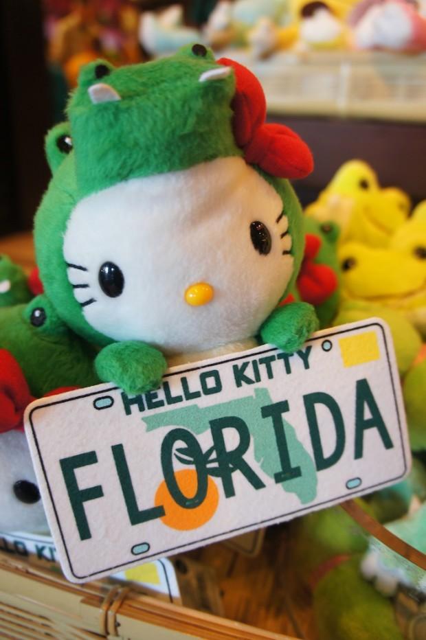 Hello Kitty from Florida