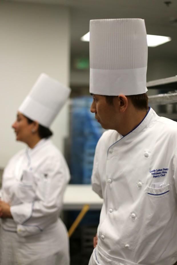Pastry Chef Yoshikazu Kizu