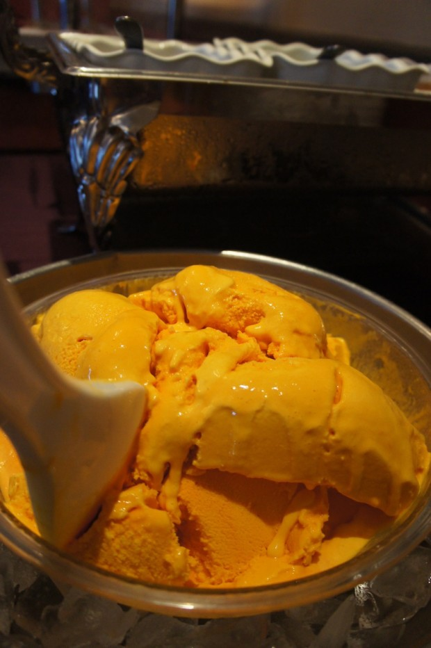 Mango Kulfi Ice cream