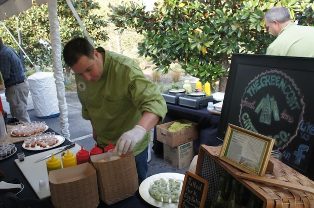 Green Coat Catering
