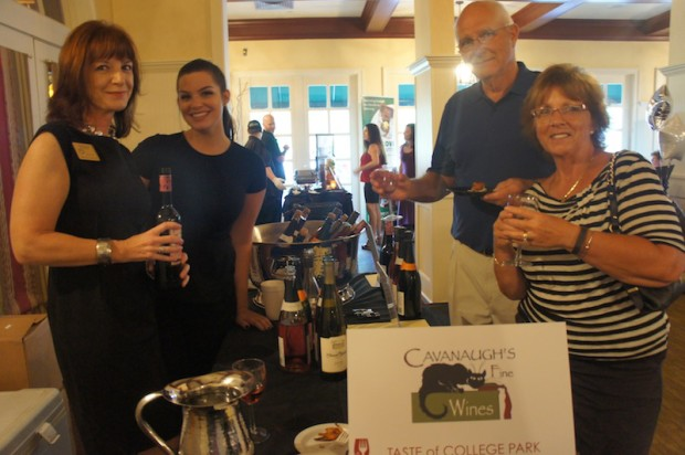 Cavanaugh's Wine