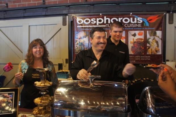 Bosphorous Turkish Kitchen