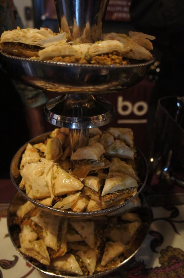 Bosphorous Turkish Kitchen - baklava