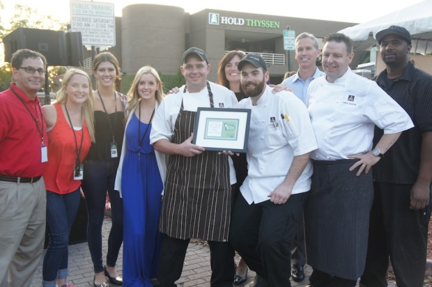 Best Fresh From Florida - Hamilton's Kitchen at Alfond Inn
