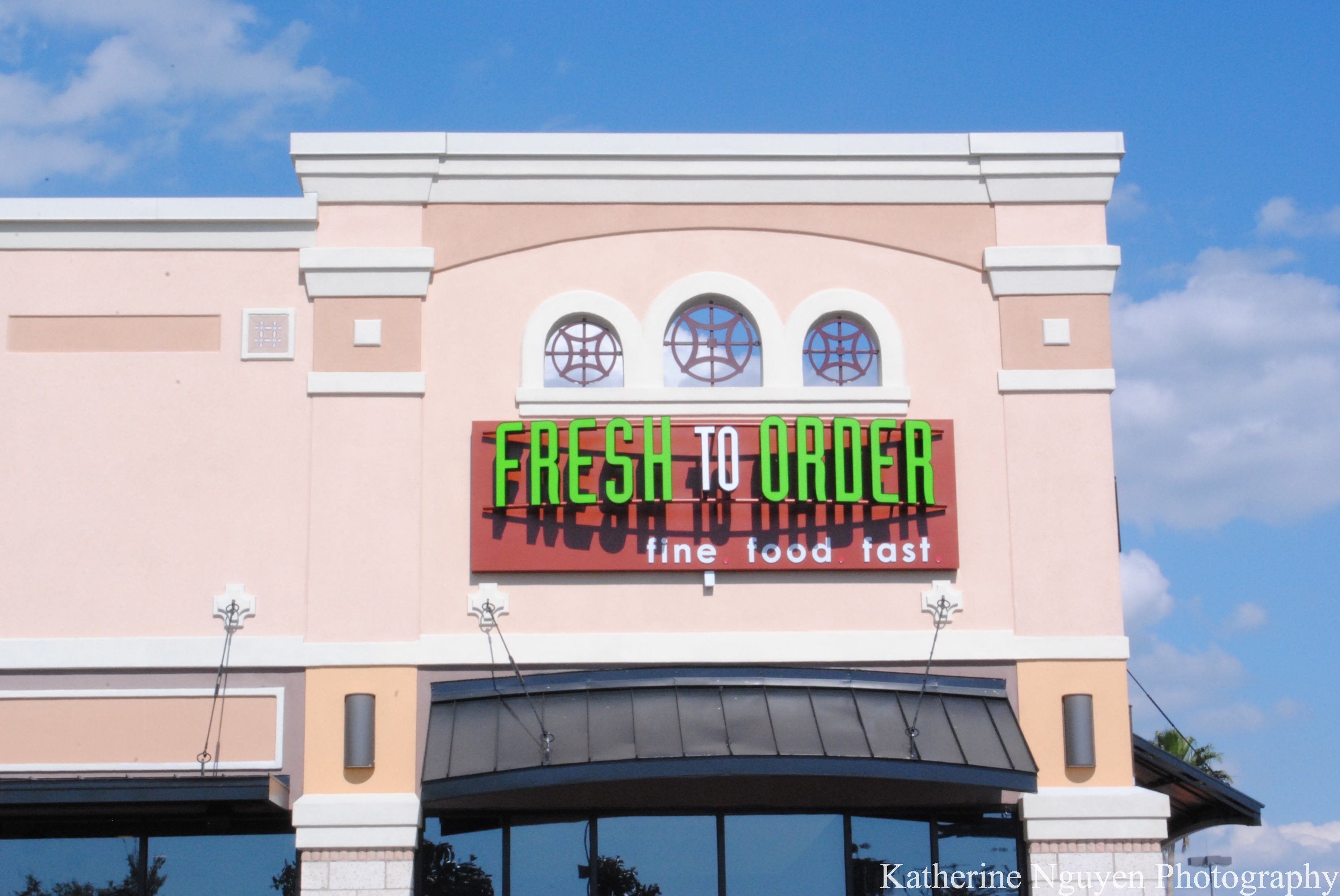 Fresh To Order F2o Opens At Waterford Lakes A Preview Tasty