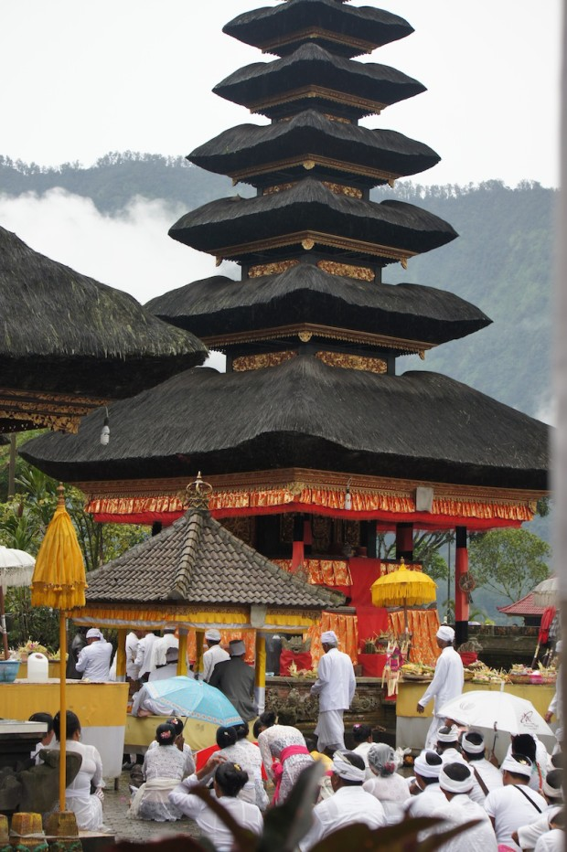 Pura Ulun Danu at Lake Bratan