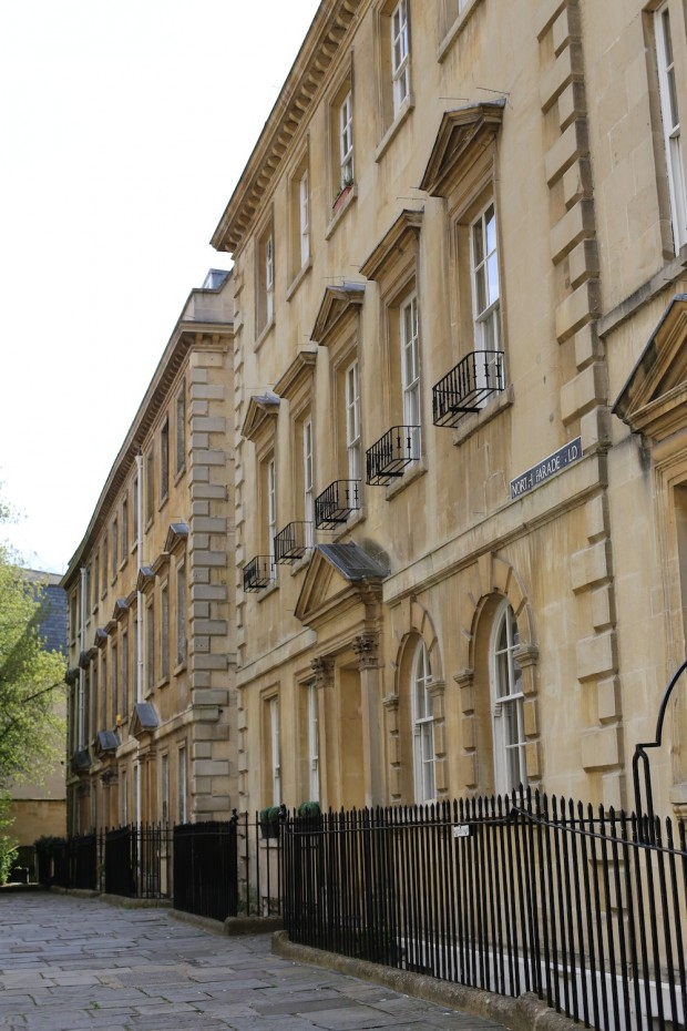 Architecture at Bath