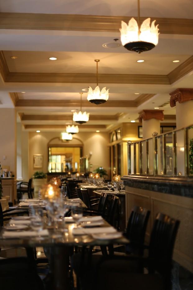 Looking inside Fiorenze Italian Kitchen