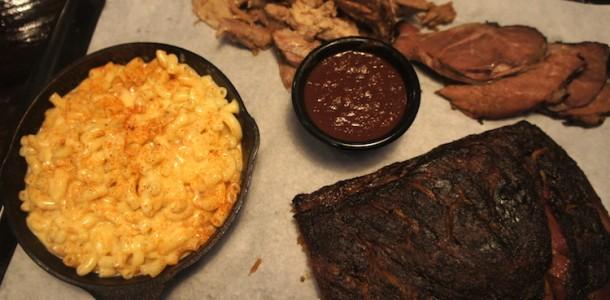 St. Louis Ribs, Pork Shoulder and Brisket