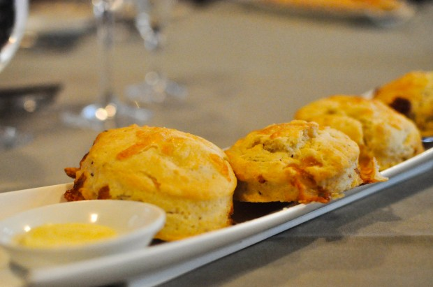 Cheddar Aged Biscuit