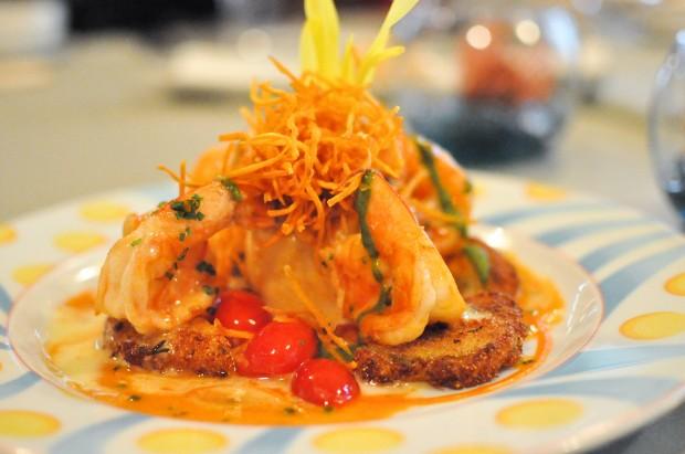 Duvall Street Shrimp Scampi: