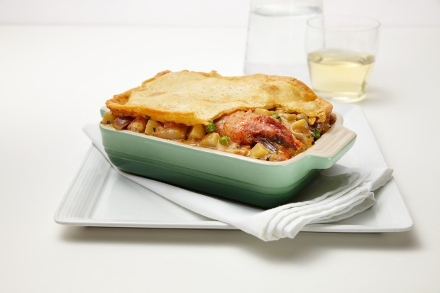 Signature Lobster Pie
