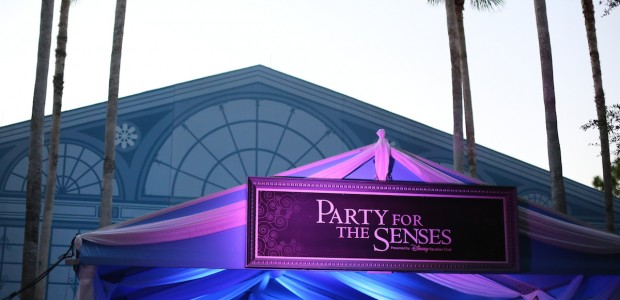 Epcot Food and Wine Fest's Party for the Senses 2014