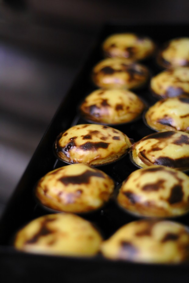 Pasteis de Belem - Photo credit to Turismo de Lisboa