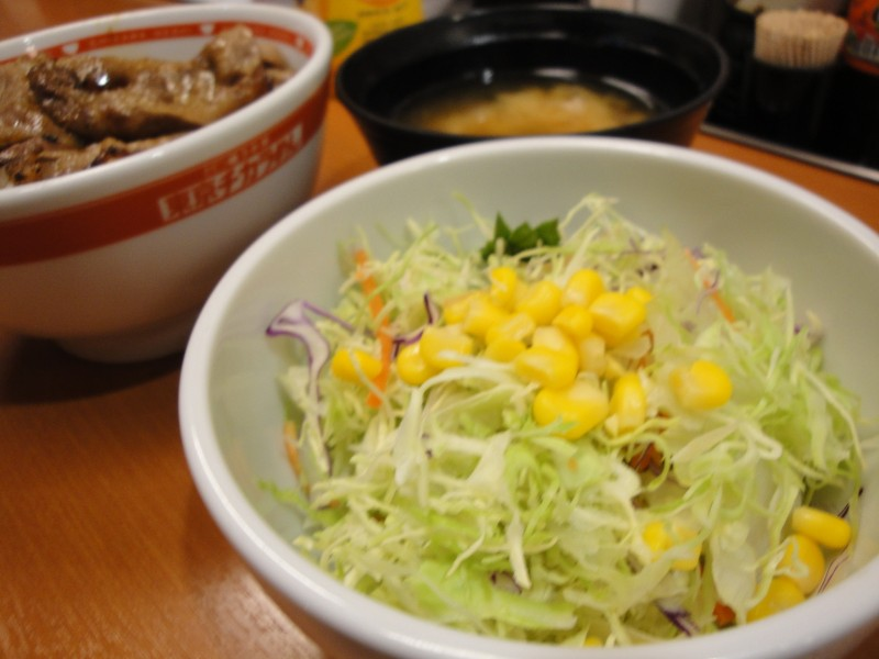 Corn sides