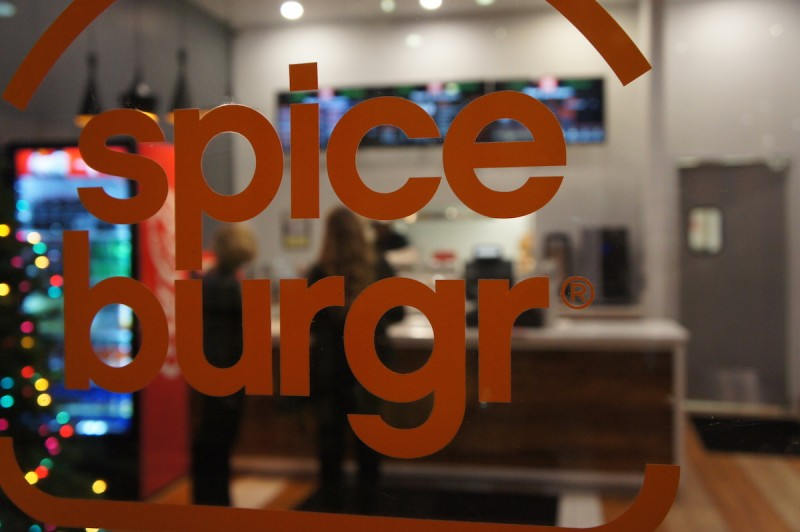 Spice Burgr - One of Many, Many new burger joints in Orlando