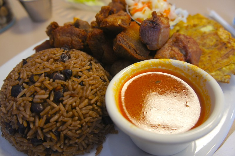 Kreyol Kafe On The East Side Of Orlando Off Colonial Drive Just Alafaya Trail Is A Haitian Restaurant That Run By Nadege Trotter