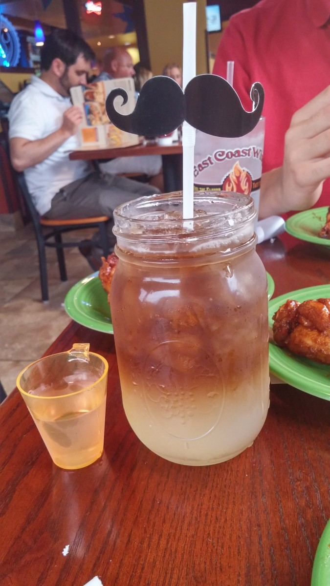 Strong Island Ice Tea