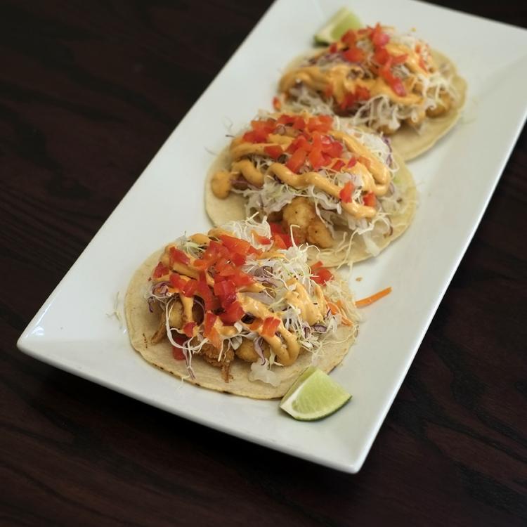 Cauli Frito Tacos