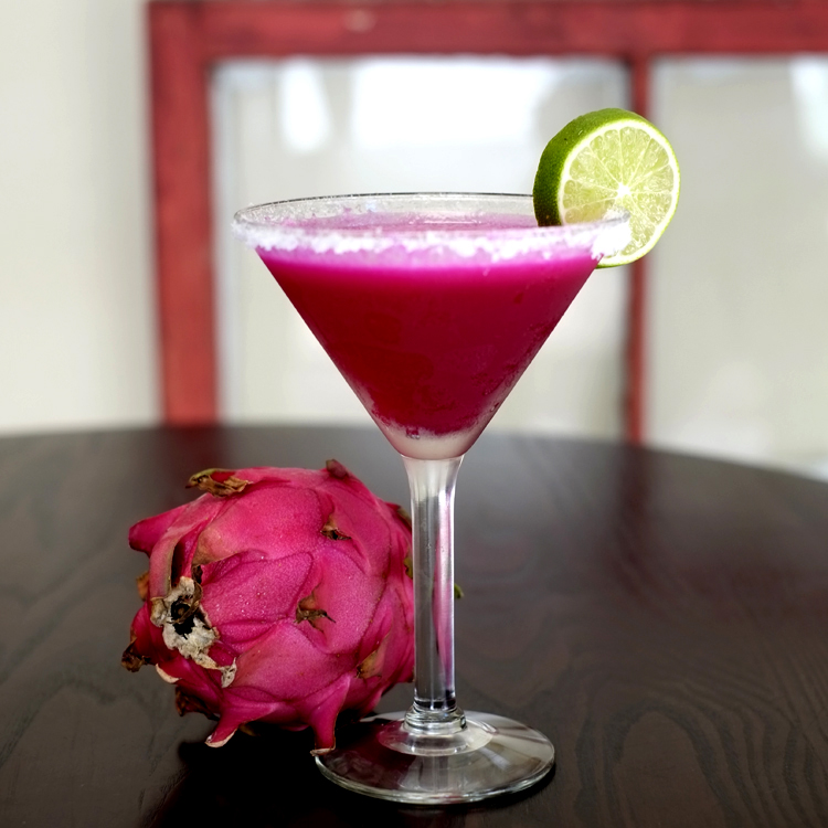 Dragon Fruit Local Margarita