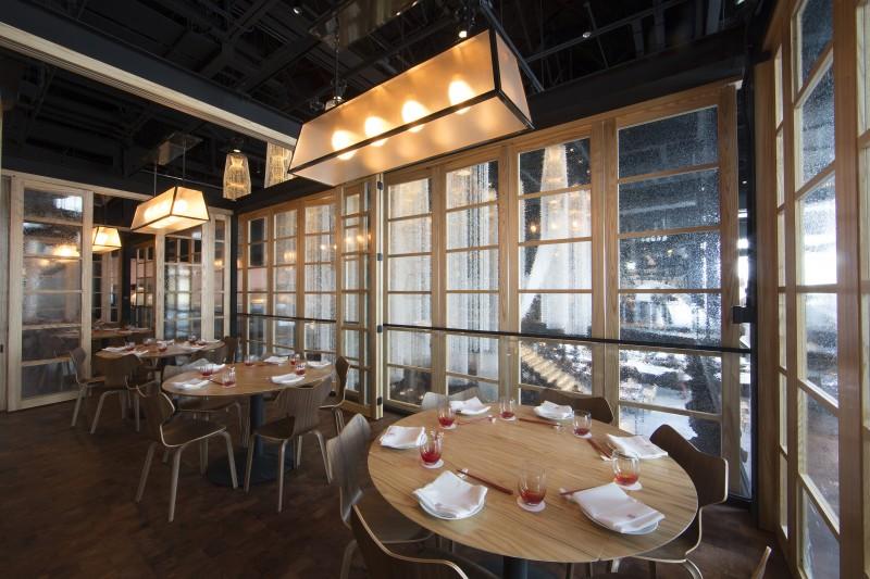 Morimoto Asia Private Dining Room