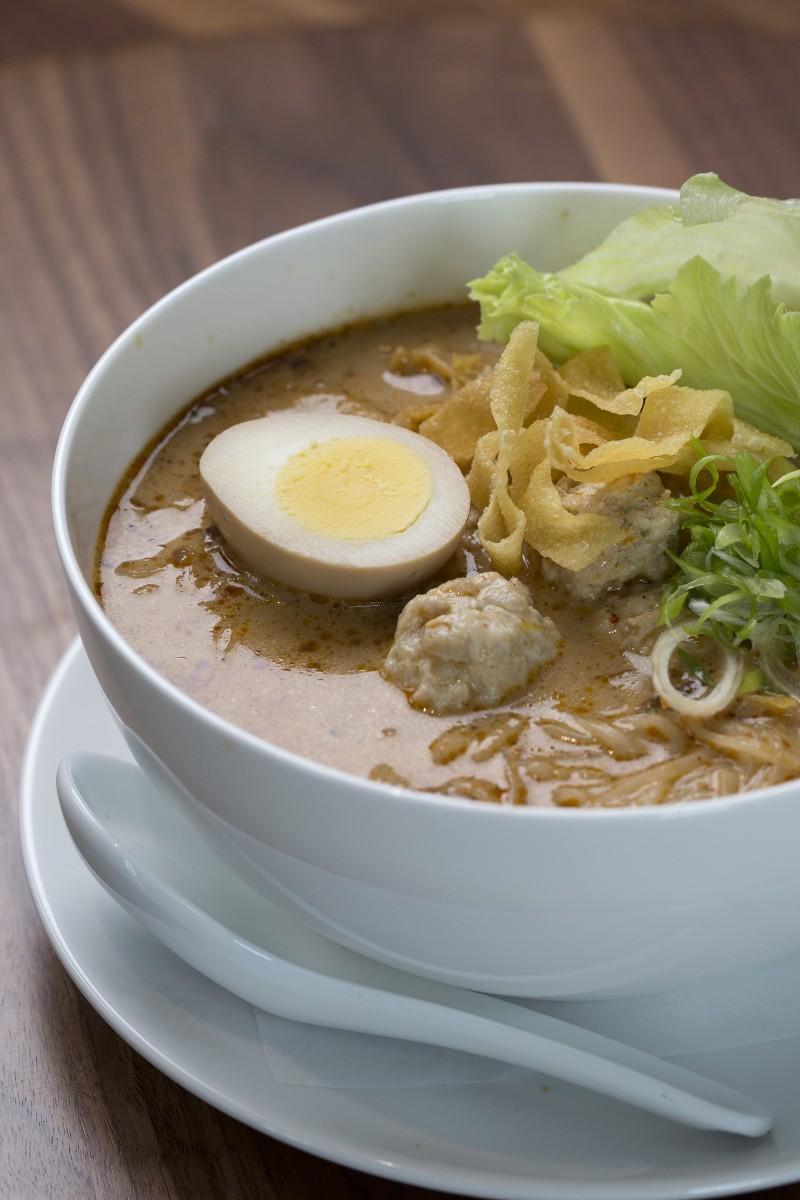 Singapore Laska Noodle