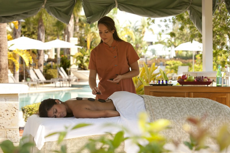Hilton Orlando - Cabana Spa Treatment
