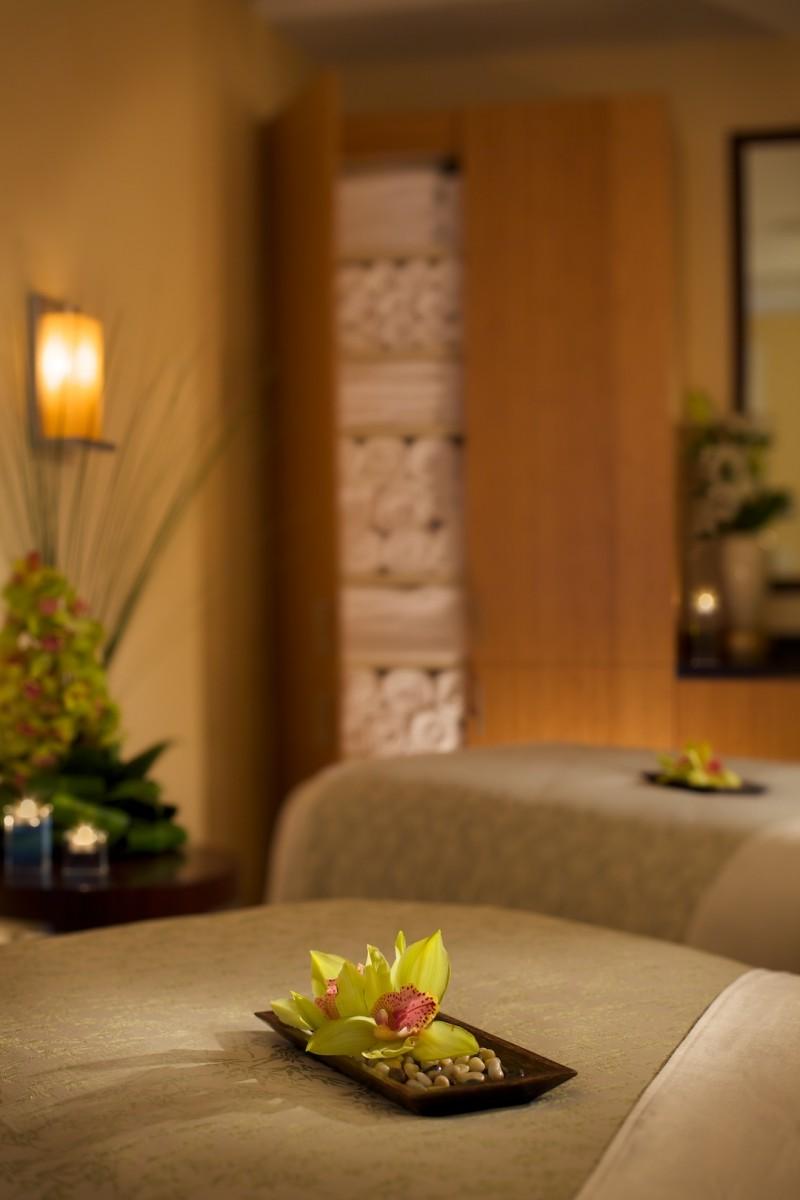 Hilton Orlando - Spa treatment room