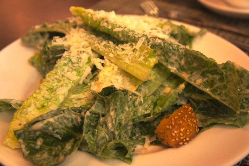 Classic Caeser Salad  - $9.5