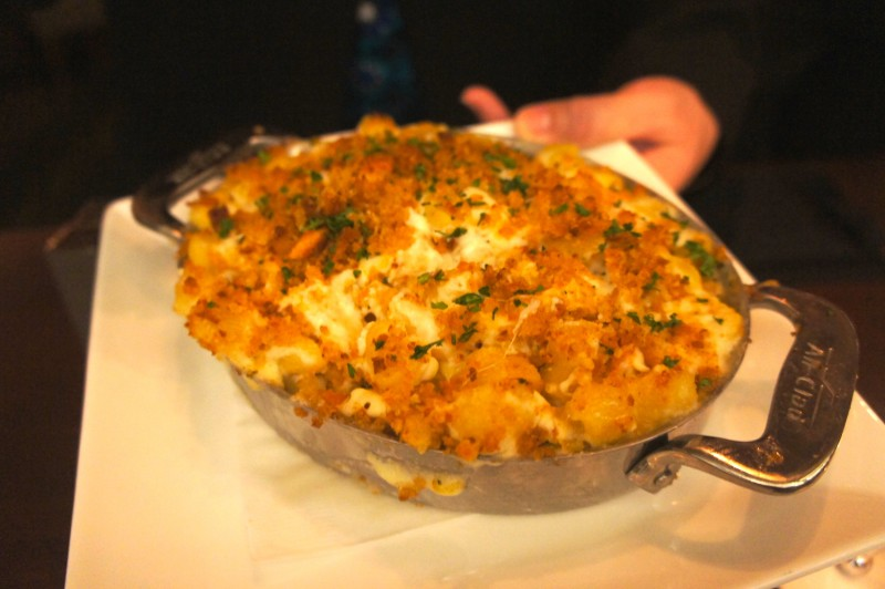 Lobster Macaroni & Cheese - $16.5