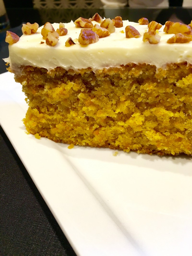 BlackRock Carrot Cake