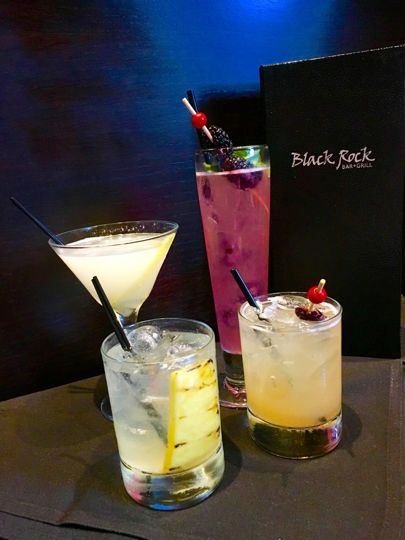 BlackRock Cocktails