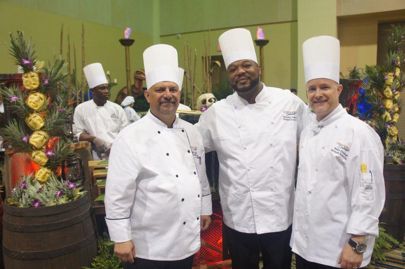 Chef Fabrizio Schenardi of Four Seasons Orlando