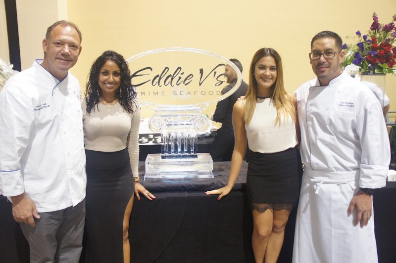 Eddie V's Team