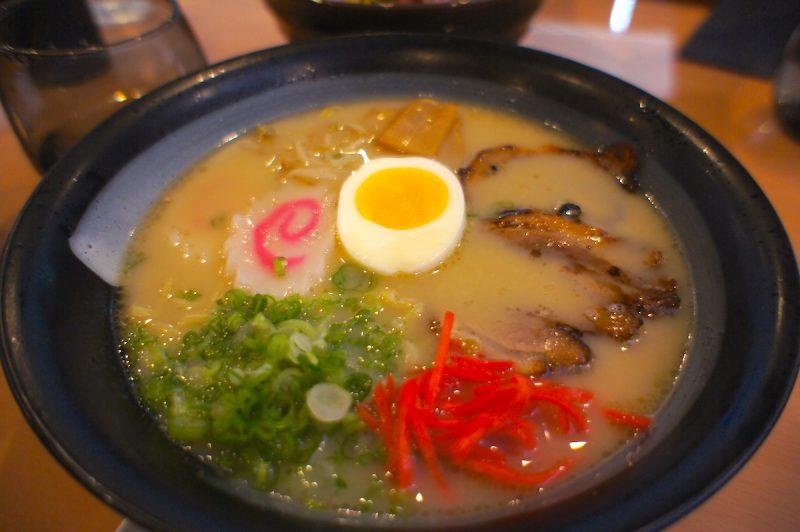 Wa Sushi Tonkotsu Ramen