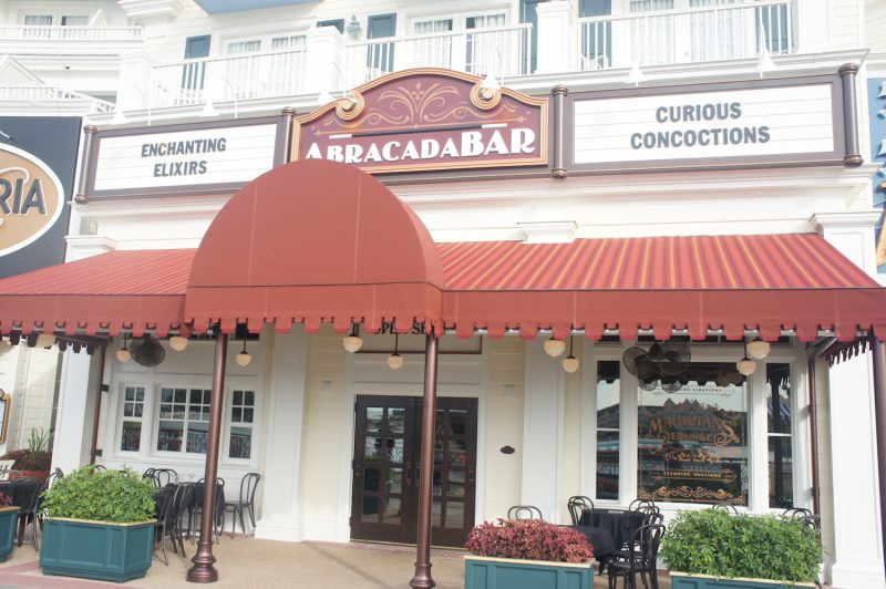AbracadaBar Lounge at Disney's Boardwalk