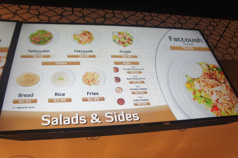 Paramount Lebanese Kitchen – UCF area | Tasty Chomps\' Orlando Food Blog