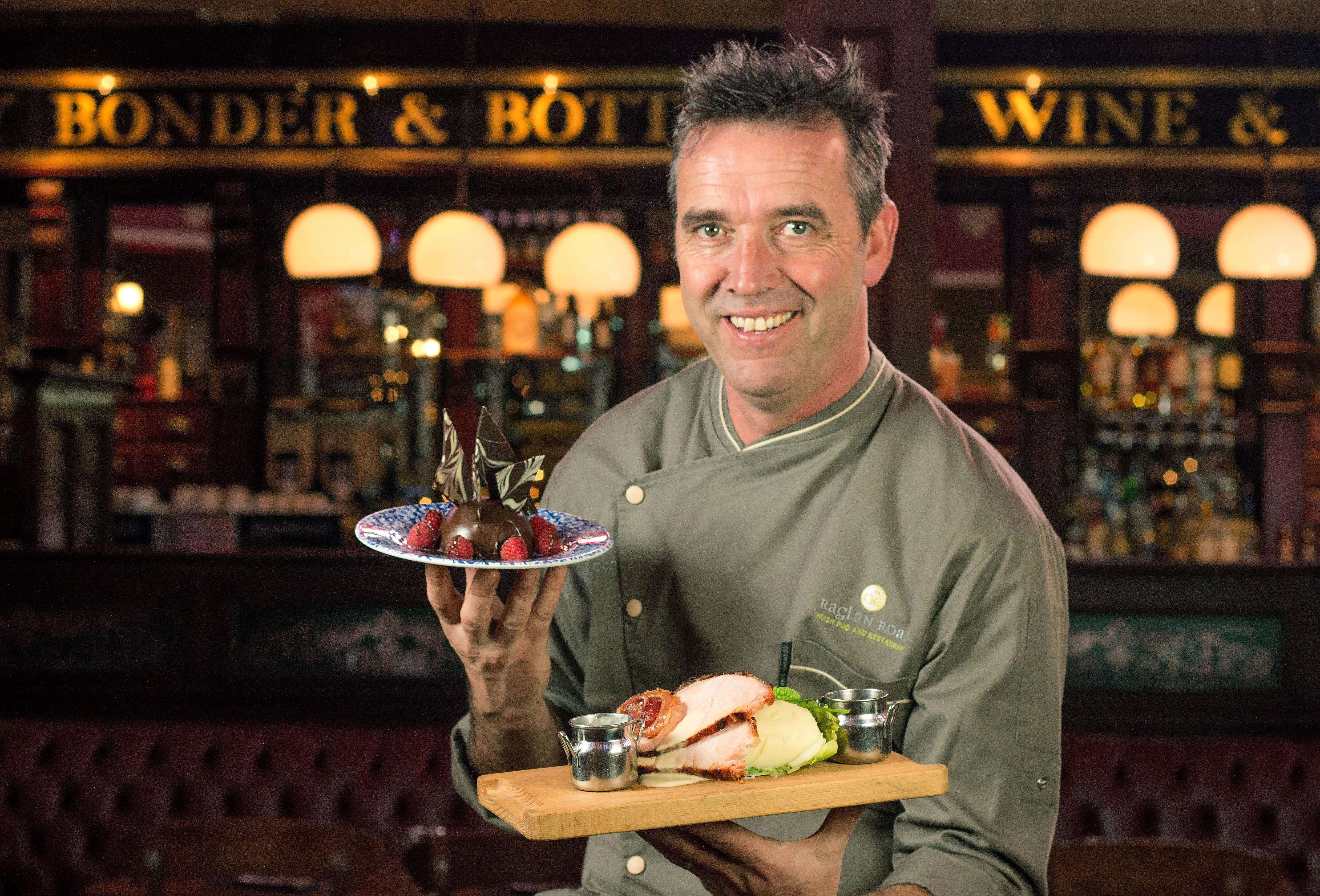 chef kevin dundon and raglan road u0027s mighty st patrick u0027s festival