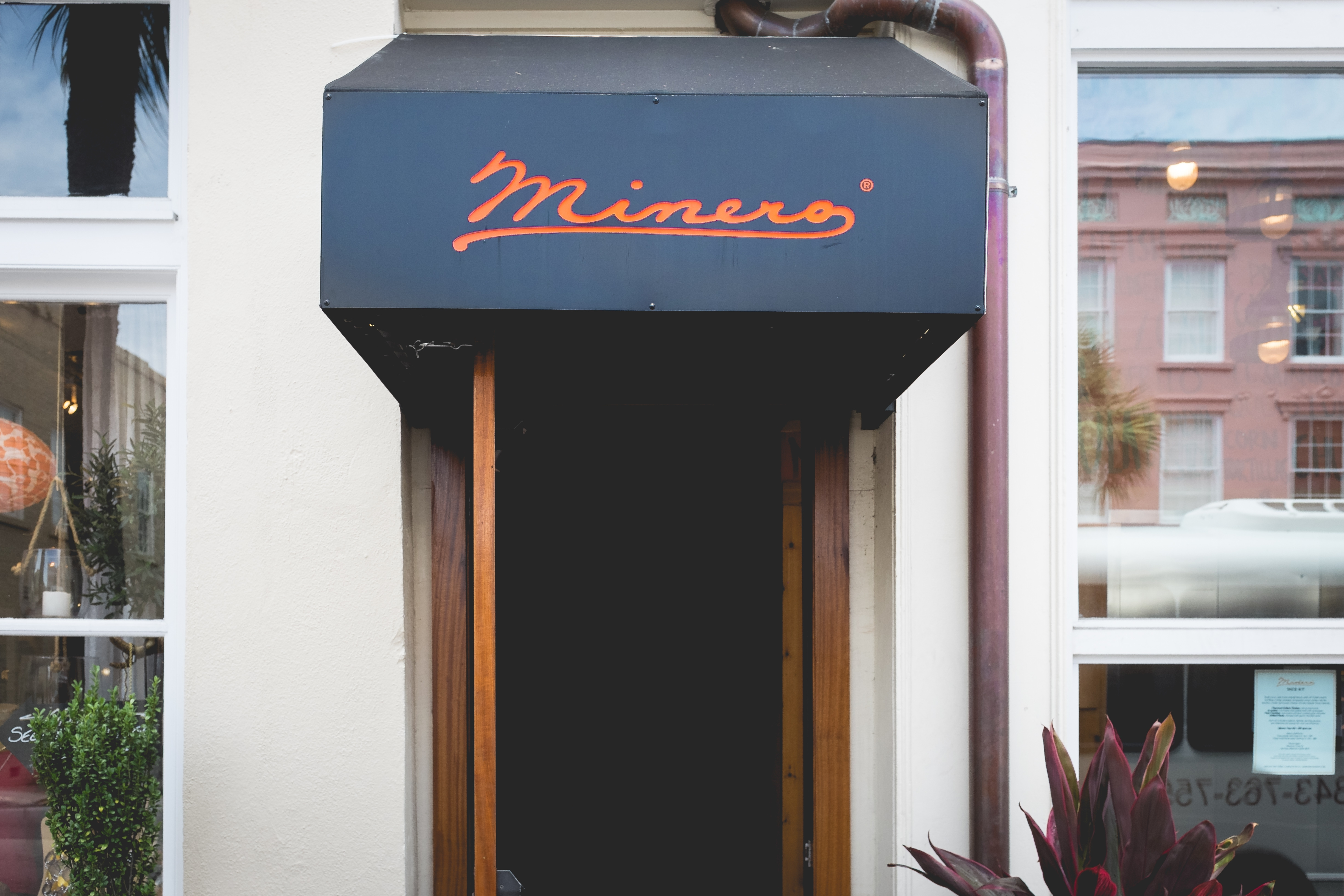 Minero is a casual mexican eatery from neighborhood dining group located on east bay street in historic downtown charleston sc the food is affordable and