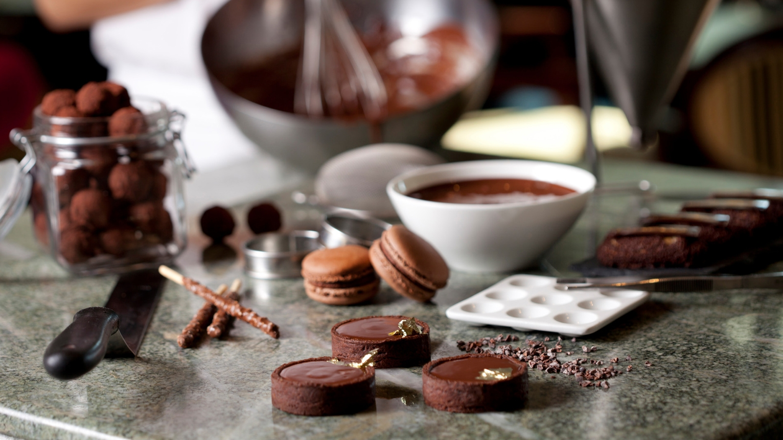 National Chocolate Day And Exec Pastry Chef Rabii Saber Of Four Seasons Orlando